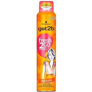 Suchý šampon SCHWARZKOPF GOT2B Fresh it up texture 200 ml (9000101053319)