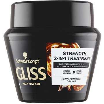 Maska na vlasy SCHWARZKOPF GLISS KUR Ultimate Repair 300 ml (9000101050776)