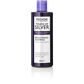 Šampon PRO:VOKE Touch of Silver Brightening Shampoo 200 ml (5012008469302)