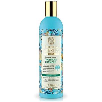 NATURA SIBERICA Rakytníkový šampon pro všechny typy vlasů 400 ml (4744183010314)