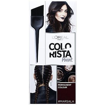 Barva na vlasy ĽORÉAL PARIS Colorista Paint Marsala (3600523413508)