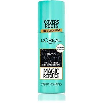 Sprej na odrosty ĽORÉAL PARIS Magic Retouch 1 Black 75 ml (3600523192885)