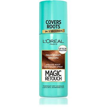Sprej na odrosty ĽORÉAL PARIS Magic Retouch 6 Mahagony Brown 75 ml (3600523337491)
