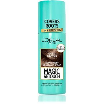 Sprej na odrosty ĽORÉAL PARIS Magic Retouch 7 Cold Brown 75 ml (3600523337507)