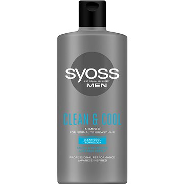 SYOSS MEN Clean&Cool 500 ml (9000101076479)