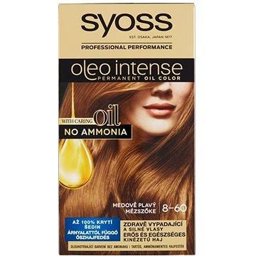 SYOSS Oleo Intense 8-60 Medově plavý 50 ml (9000101086652)