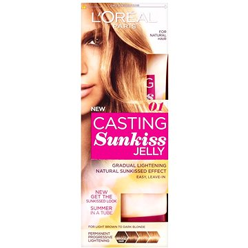 ĽORÉAL PARIS Casting Sunkiss Jelly 01 100 ml (3600522716211)
