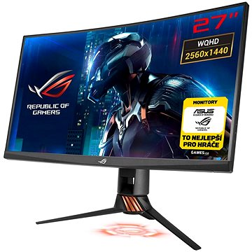 "27"" ASUS ROG Swift PG27VQ Gaming (90LM03N3-B01370)"