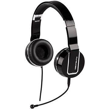 Hama Mentality PC Headset, černé (51682)