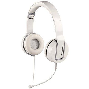 Hama Mentality PC Headset, bílé (51653)
