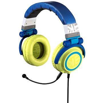 Hama Knallbunt 2.0 Headset, žluté (51652)