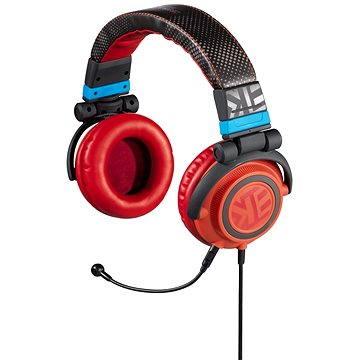 Hama Knallbunt 2.0 Headset, červené (51651)