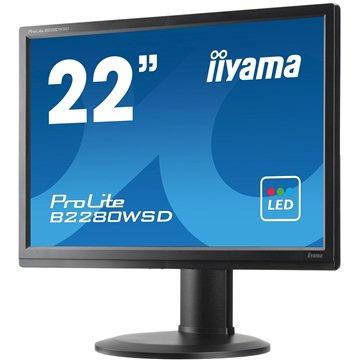 22 iiyama ProLite B2280WSD-B1