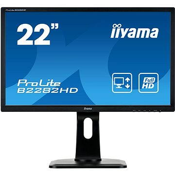 21.5 iiyama ProLite B2282HD-B1