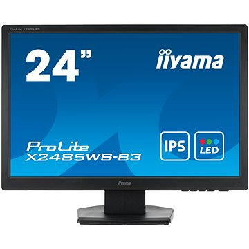 24 iiyama ProLite X2485WS-B3 + ZDARMA Film k online zhlédnutí Lovci hlav