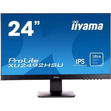 24 iiyama ProLite XU2492HSU (XU2492HSU-B1) + ZDARMA Film k online zhlédnutí Lovci hlav