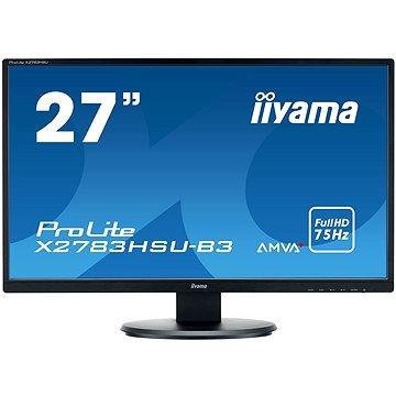 "27"" iiyama ProLite X2783HSU-B3 (X2783HSU-B3)"