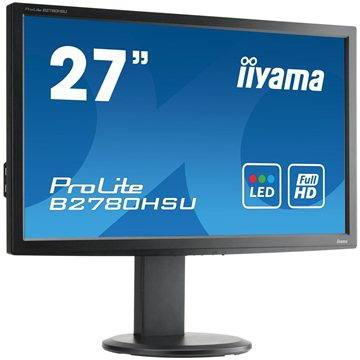 27 iiyama ProLite B2780HSU černý (B2780HSU-B1)