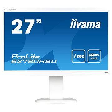 27 iiyama ProLite B2780HSU-W1 bílý