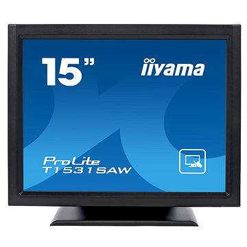 15 iiyama ProLite T1531SAW-B3 Touchscreen