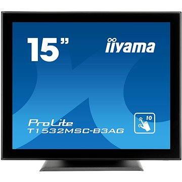 15 iiyama ProLite T1532MSC-B3AG Touchscreen černý