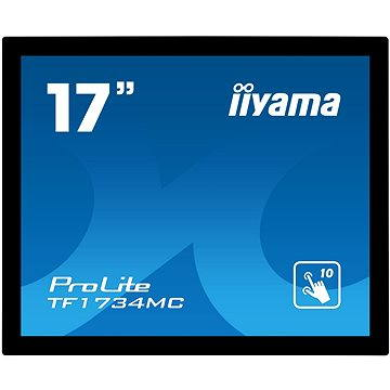 17 iiyama ProLite TF1734MC MultiTouch (TF1734MC-B1X)