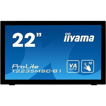 21.5 iiyama ProLite T2235MSC-B1 MultiTouch