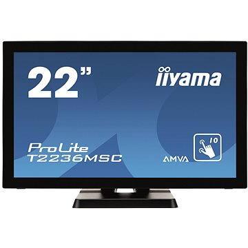"""21.5"""" iiyama ProLite T2236MSC MultiTouch (T2236MSC-B2)"""