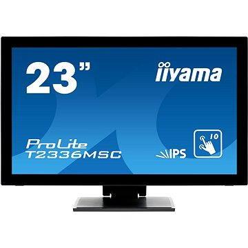 23 iiyama ProLite T2336MSC MultiTouch (T2336MSC-B2)