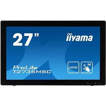 "27"" iiyama ProLite T2735MSC-B2 MultiTouch (T2735MSC-B2)"