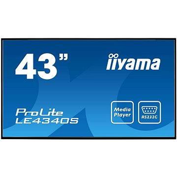 43 iiyama ProLite LE4340S-B1 + ZDARMA Film k online zhlédnutí Lovci hlav