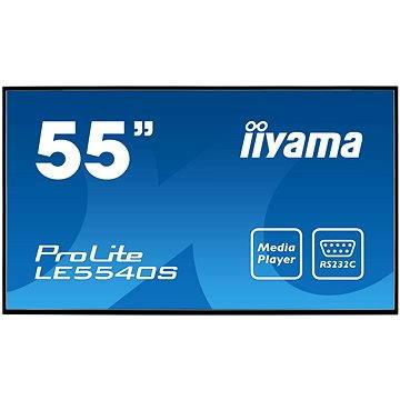 55 iiyama ProLite LE5540S-B1