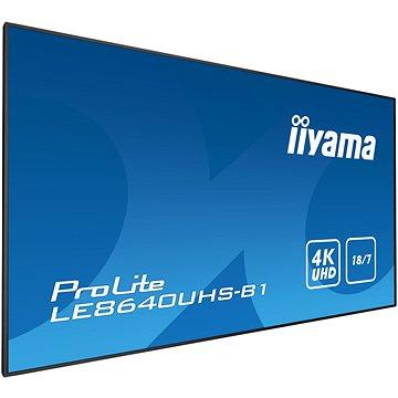 """86"""" iiyama ProLite LE8640UHS-B1 (LE8640UHS-B1)"""