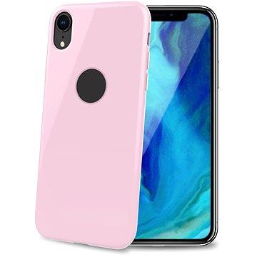 CELLY Gelskin pro Apple iPhone XR růžový (GELSKIN998PK)