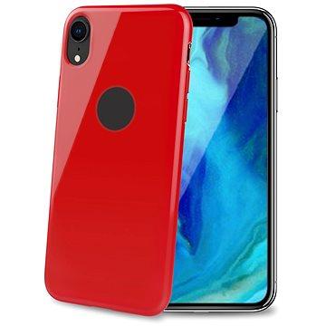 CELLY Gelskin pro Apple iPhone XR červený (GELSKIN998RD)