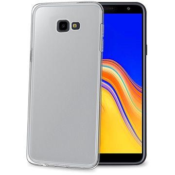 CELLY Gelskin pro Samsung Galaxy J4+ bezbarvý (GELSKIN788)