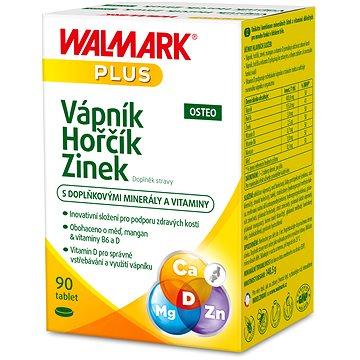 Vápník Hořčík Zinek OSTEO 90 tablet (170076)