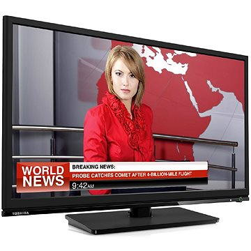 24 Toshiba 24J1533 (24J1533DG) + ZDARMA Poukaz FLIX TV