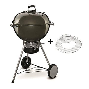Weber Master-Touch® GBS C-5750 na dřevěné uhlí O 57 cm, Smoke Grey (14710004)