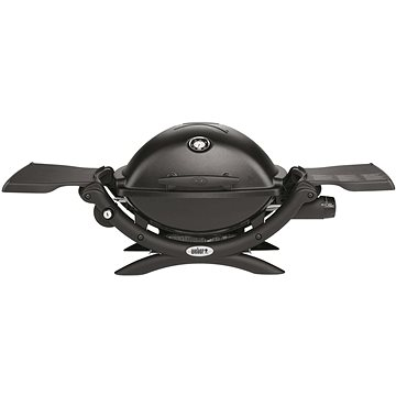 Weber Q1200 černý (804962)