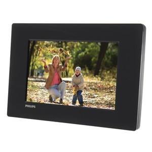 7 LCD Philips SPF1207, černý (SPF1207/10)