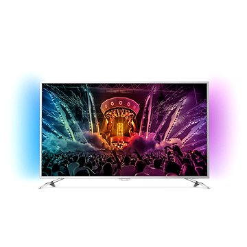 "49 Philips 49PUS6501 (49PUS6501/12) + ZDARMA Poukaz FLIX TV LED monitor 23.6"" Philips 247E6LDAD"