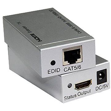PremiumCord HDMI extender na 60m (khext60-1)