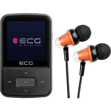 ECG PMP 30 8 GB Black (8592131176058)