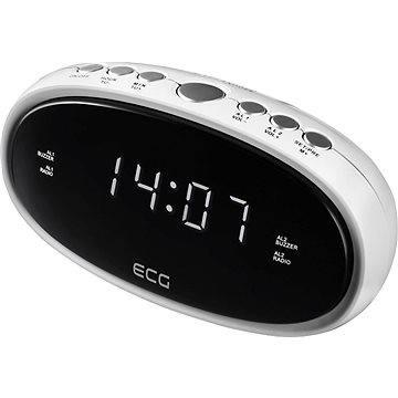 Rádiobudík ECG RB 010 bílý (RB 010 White)
