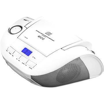 ECG CDR 800 U bílé (CDR 800 U white)