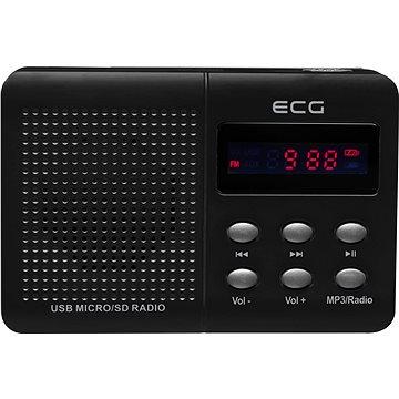 ECG R 155 U černé (8592131175778)