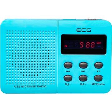 ECG R 155 U modré (8592131175785)