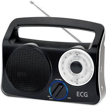 ECG R 222 černé (ECG R 222 BLACK)