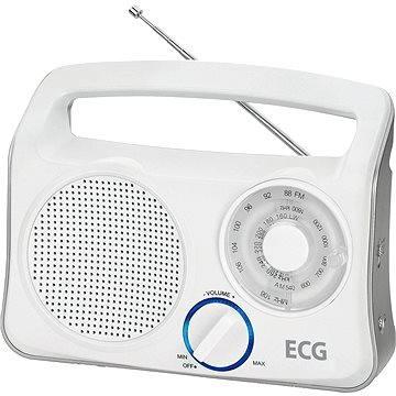 ECG R 222 bílé (ECG R 222 WHITE)